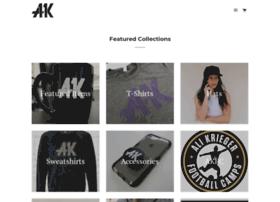 store.alikrieger.com