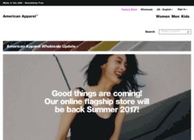 store.americanapparel.com.mx