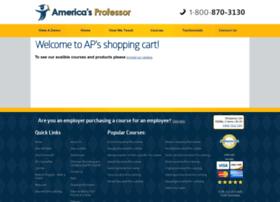 store.americasprofessor.com