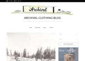 store.archivalclothing.com