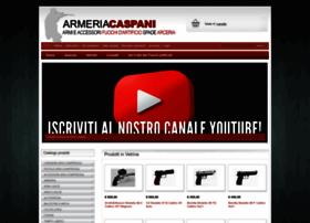 store.armeriacaspani.it