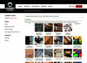store.ashbylumber.com