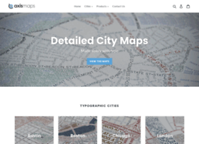 store.axismaps.com