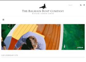 store.balmainboatcompany.com