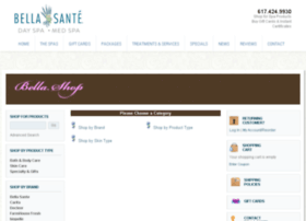 store.bellasante.com
