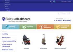 store.bellevuehealthcare.com