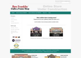 store.bfranklincrafts.com