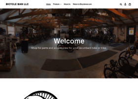 store.bicycleman.com