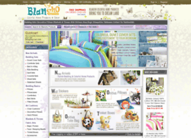 store.blancho-bedding.com