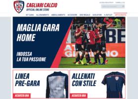 store.cagliaricalcio.net