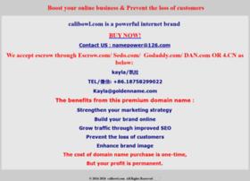 store.calibowl.com