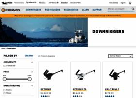 store.cannondownriggers.com