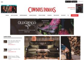 store.cowboysindians.com