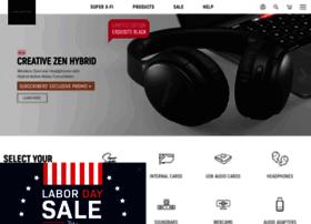 store.creative.com