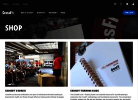 store.crossfit.com