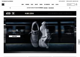 store.dcshoes.com