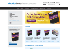 store.decisionhealth.com
