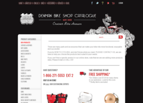 store.denmanbikeshop.com