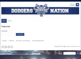 store.dodgersnation.com