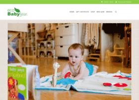 store.ecobabygear.com