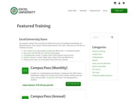 store.excel-university.com