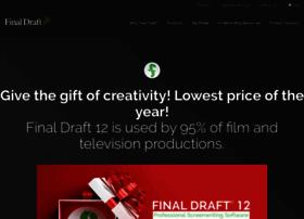 store.finaldraft.com