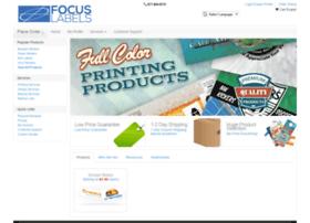 store.focuslabels.com