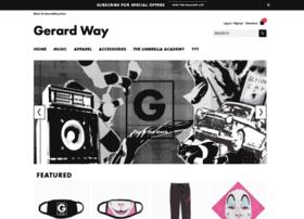 store.gerardway.com