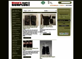 store.glennsarmysurplus.com
