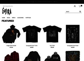 store.gojira-music.com