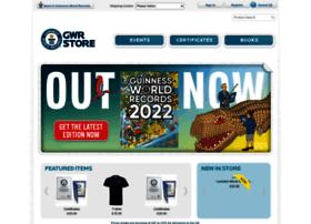 Store.guinnessworldrecords.com