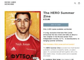 store.hero-magazine.com