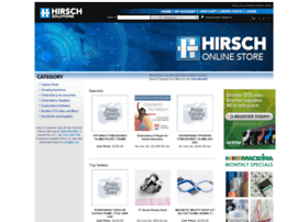 store.hirschinternational.com
