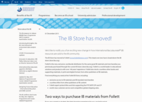 Store.ibo.org