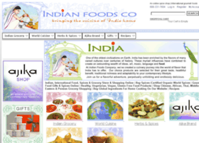 Store.indianfoodsco.com