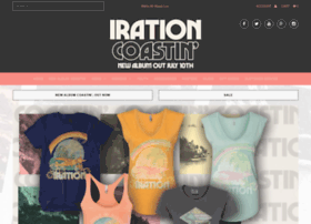 store.irationmusic.com