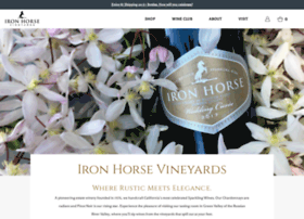 store.ironhorsevineyards.com