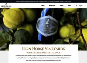store.ironhorsevineyards.com