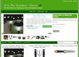 store.itismygarden.com