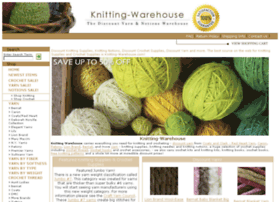 store.knitting-warehouse.com