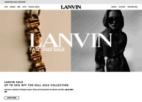 store.lanvin.com