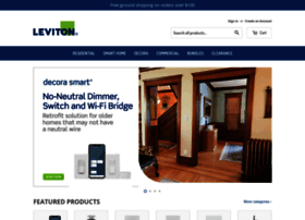 store.leviton.com