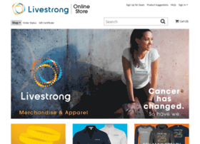 store.livestrong.org
