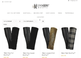 store.llyndamoreboots.com