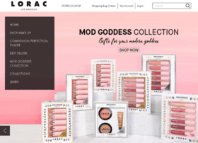 store.loraccosmetics.com
