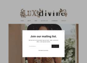 store.luxdivine.com