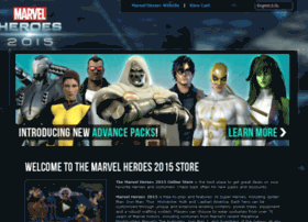 store.marvelheroes.com