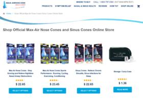 store.maxairnosecones.com
