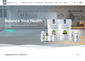 store.maximizedliving.com