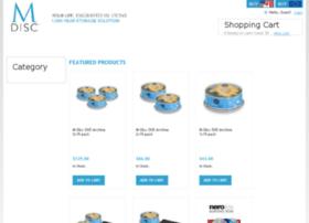 store.mdisc.com